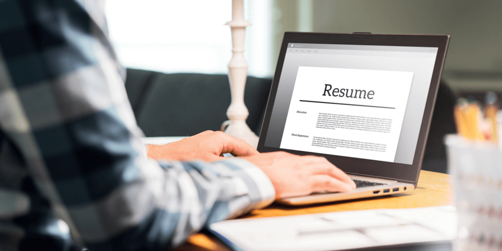 Here's how to condense your freelance resume