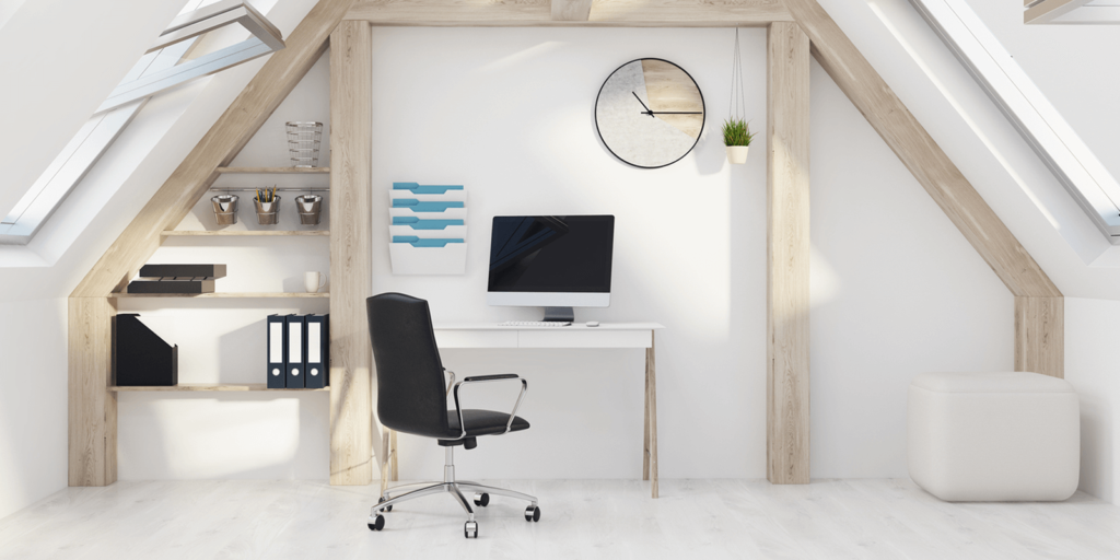 """""""Marie Kondo-ing"""" your home office"""
