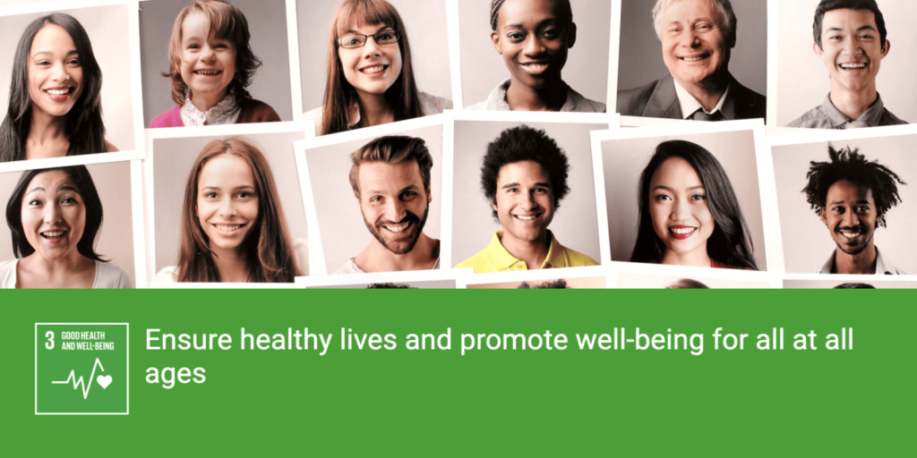 SDG Breakout Article: Goal 3 - Good Health and Well-Being