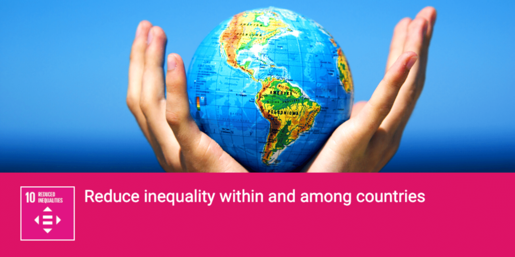 How Remote Work Supports UN Sustainable Development Goal No. 10 of Reducing Inequality