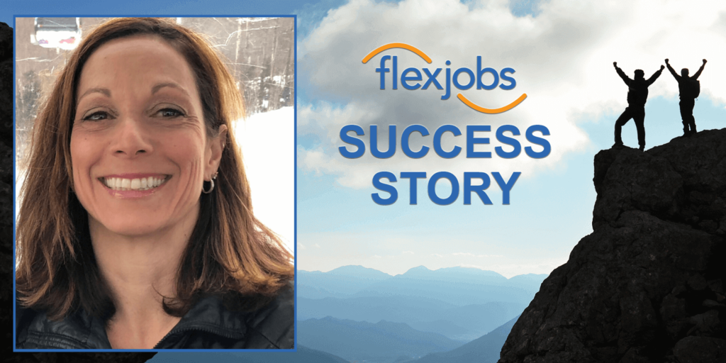 Success Story: Remote Job Lets Woman Plan Her Future