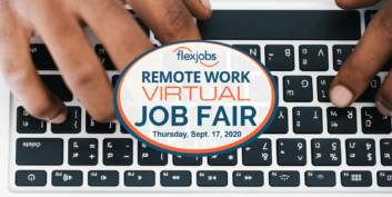 Companies Participating at the September 2020 FlexJobs Virtual Job Fair