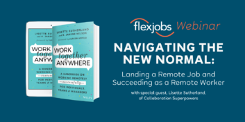 Landing a Remote Job and Succeeding as a Remote Worker (Webinar Recording)