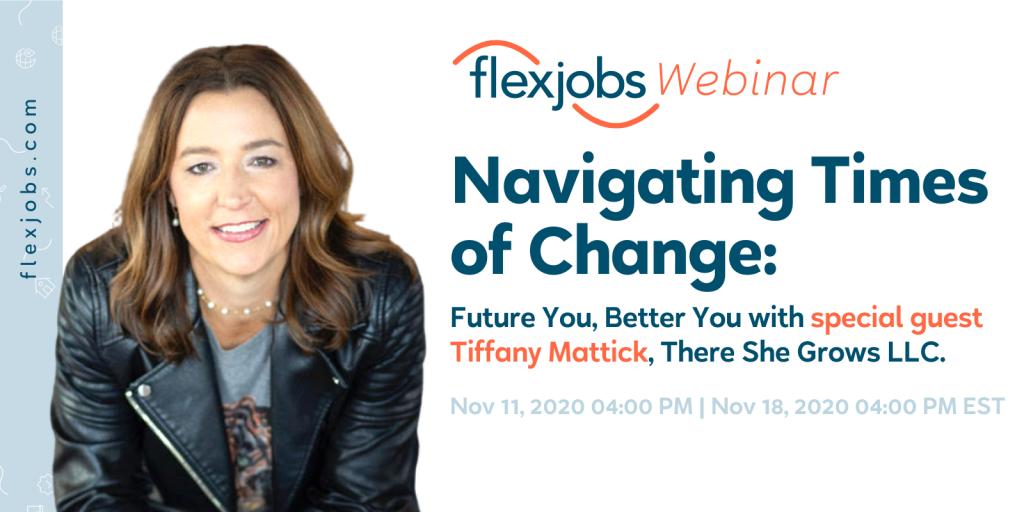 navigating times of change webinar