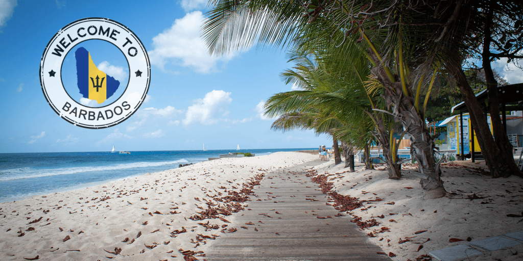 How to Work from Home in Barbados for 12 Months